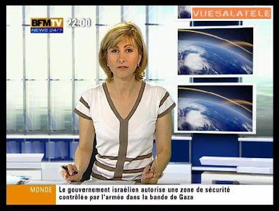 2006 07 05 - FLORENCE DUPRAT - BFM TV