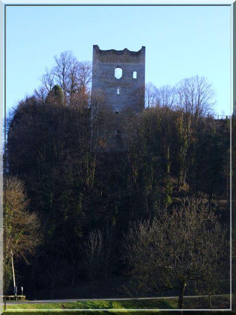 Diaporama château de Beauvoir en Royans