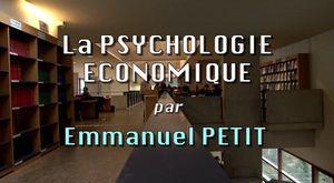 La psychologie économique