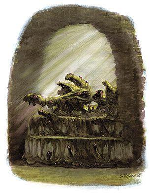 Chapitre 54 - La forteresse des monstres