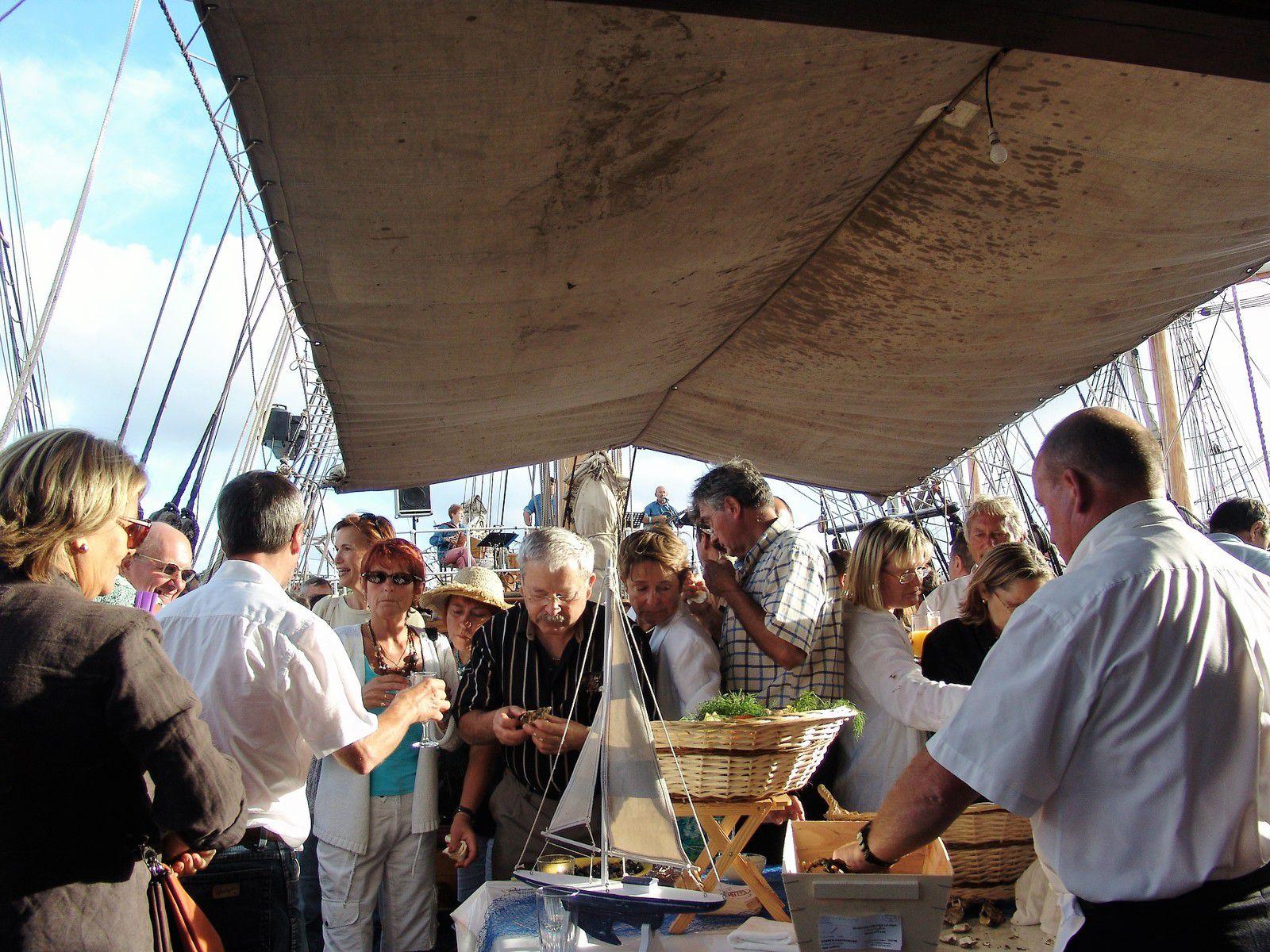 Fête maritime de Douarnenez - 2006