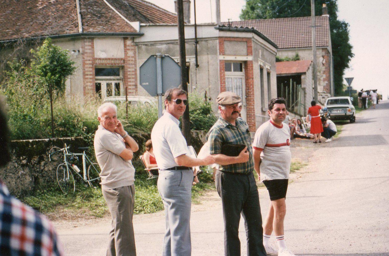 Album - groupe Saint-Gobain, verreries de Vauxrot et Oiry  (Aisne)