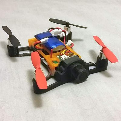 BYOQ - Build your own quadcopter