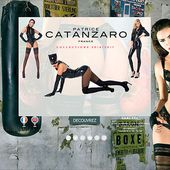 Site officiel Patrice Catanzaro styliste mode fetish France