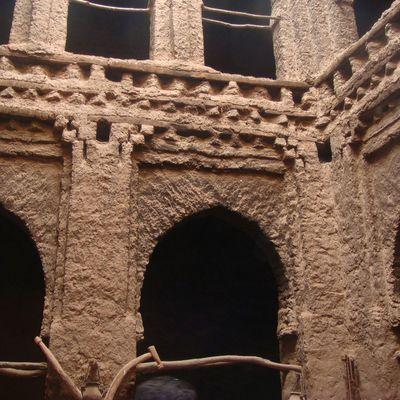 אדריכלות המסרטית מרוקנית
