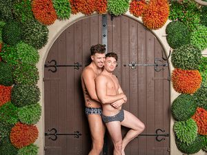 Brent Corrigan et JJ Knight par Bob Of Scotland