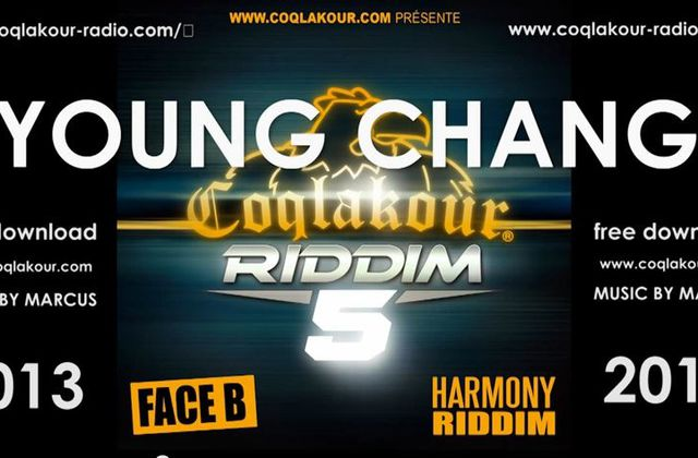 [DANCEHALL] YOUNG CHANG MC - COQLAKOUR RIDDIM VOL.5 - 2013