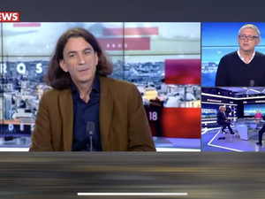 Michel Onfray - Punchline (CNews) - 08.03.2021