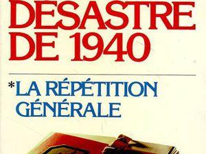 1er-3 septembre 1939 : Les derniers jours du vieux monde .
