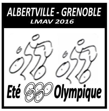 Albertville-Grenoble : Eté Olympique 2016
