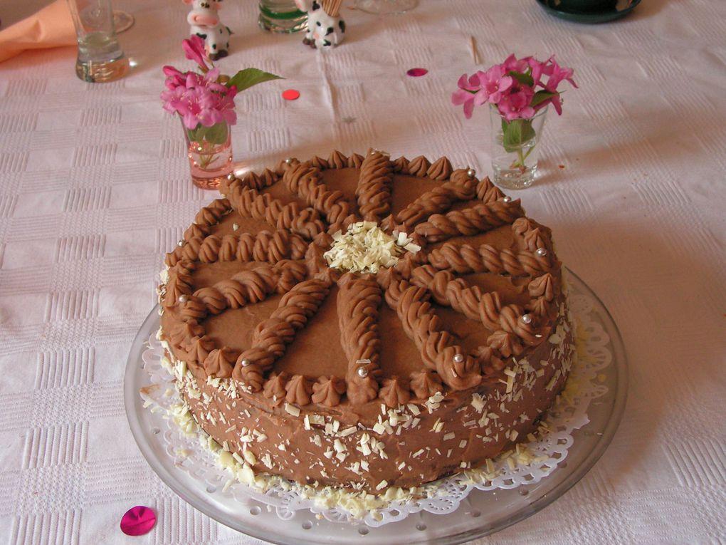 Des gâteaux que vous serez fier(e) de présenter à vos convives