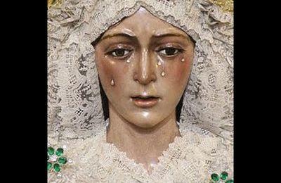 La Virgencita de la Macarena