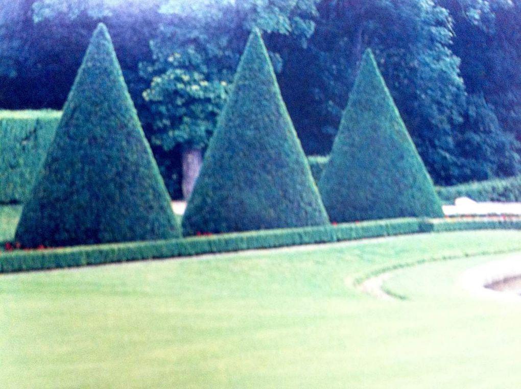 Jardins de France.