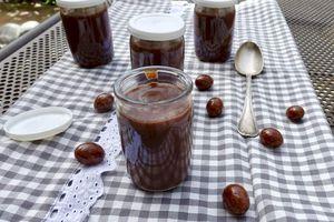 Crème au chocolat au cook processor