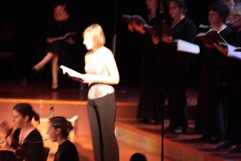 Concert du 24 juillet 2011 à la Halle aux Grains de Toulouse, dirigé par Stefan Mohr.