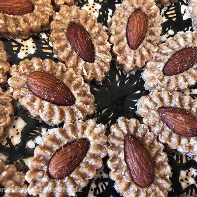 Kokos-Mandel-Kekse