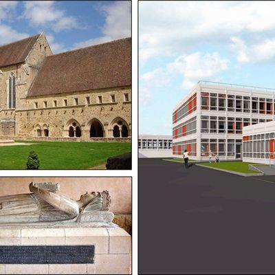 Un partenariat culturel entre l'Abbaye royale de l'Épau et le Collège Bérengère de Navarre