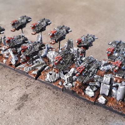 EPIC : Land Speeders Ravenwing