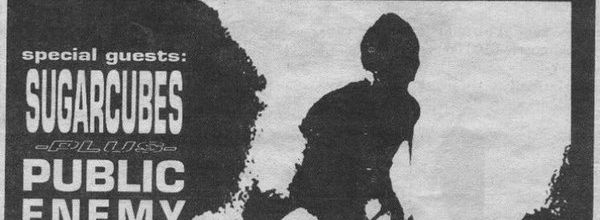 U2- Affiche Concert -Sun Devil Stadium -Tempe 24/10/1992