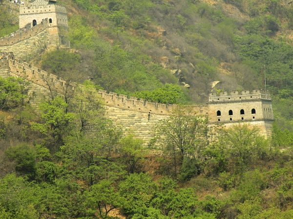 PEKIN : La Grande Muraille