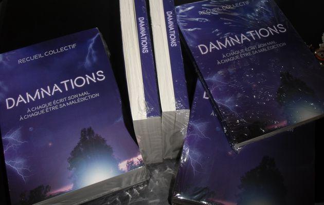 La commande de Damnations est arrivée !