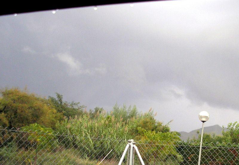 """Même, l'orage et la tempête, n'ont pas réussi, a """"CASSER L'AMBIANCE"""" !!!"""