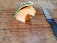 Nouvelle technique de découpe d'un melon et élaboration d'un plateau de fruits