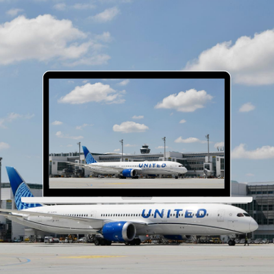 Munich Airport: United Airlines Resumes Flights to New York
