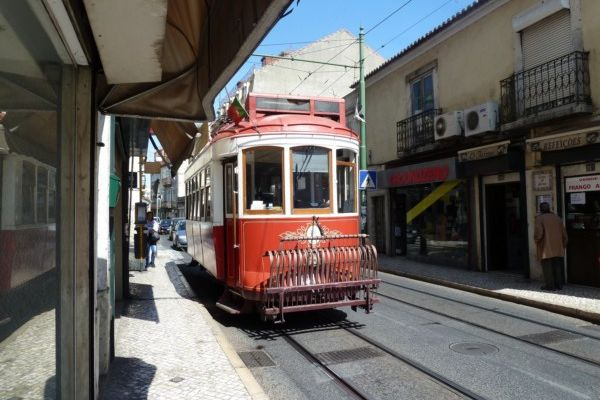 Lisbonne - Mars 2012. 1/..