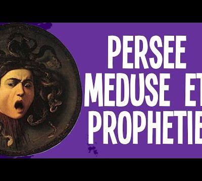 Persée, Méduse et prophétie