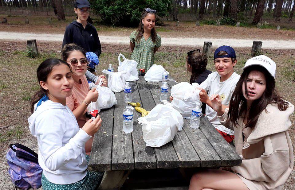 Camp Arcachon 2021 : Mardi 6 juillet