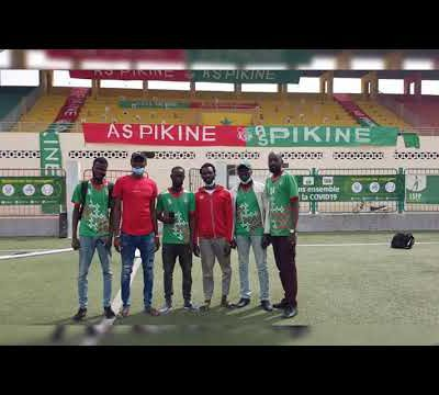 ALLO PIKINE //  AS PIKINE SUPPORTERS NEWS BREAK //  CHAQUE PIKINOIS 500F POUR ACCOMPAGNER L'EQUIPE !!! //