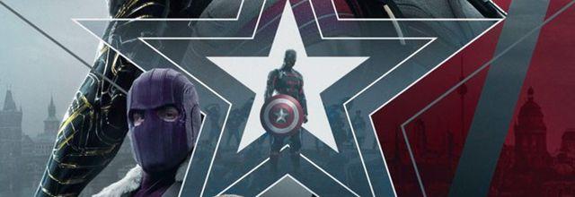 """La série Marvel """"Falcon et le Soldat de l'Hiver"""" disponible dès le 19 mars sur Disney+ (vidéo)"""