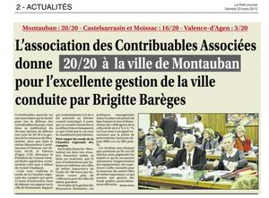 Le communicant-journaliste de Brigitte Barèges aux frais de la collectivité