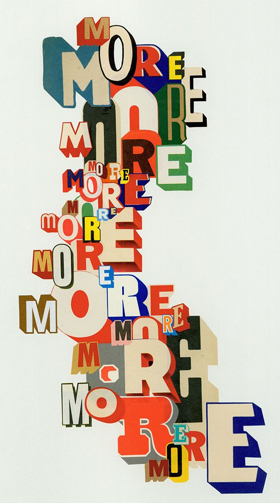 The Object is More, 2008, 25,4 x 38,1 cm,  Greg Lamarche