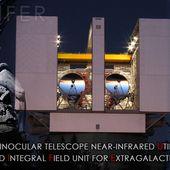 LUCIFER : Le télescope à infrarouges du Vatican - MOINS de BIENS PLUS de LIENS