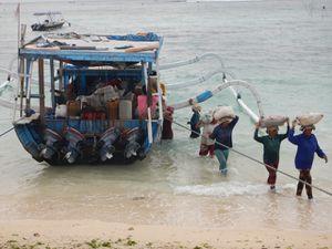 Nusa Lembongan : Ile de rêve et de travailleurs et travailleuses