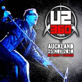 U2 -360°Tour -25/11/2010 -Auckland Nouvelle-Zélande- Mt. Smart Stadium - U2 BLOG