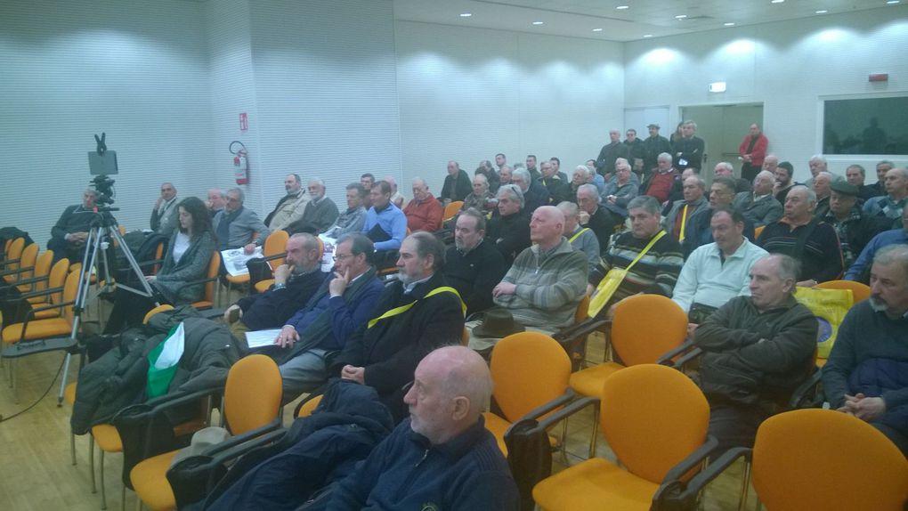"""ARCI Caccia Veneto: """"cara Regione, non ci siamo...."""" Esito assemblea pubblica in Fiera 12/02/2017."""