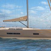 Neue Segelyacht - die neue Hanse 460 Yacht mit französischem Stil von Berret Racoupeau - Yachting Art Magazine