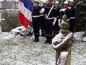 Sainte-Barbe des Sapeurs Pompiers à Algrange en 2010