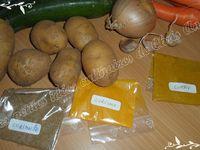 Mijoté de porc aux légumes et épices