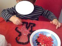 Atelier Keith Haring et perles à repasser 25-26 janvier 2014