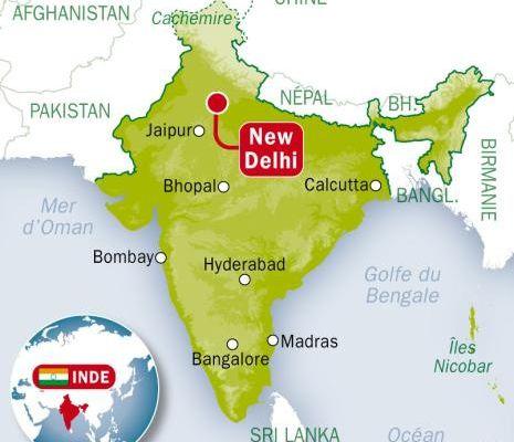 Visiter Delhi - Partie 1 - Introduction et informations pratiques