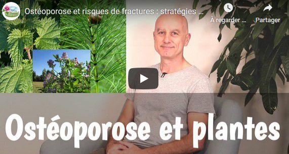 Ostéoporose : approche globale et naturelle