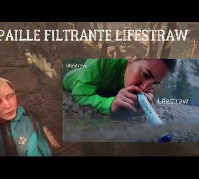 TEST PAILLE LIFESTRAW