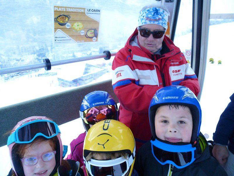 Gourette 30 janvier 2018, 1ère journée de ski !