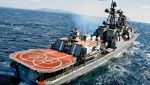 Pacific Fleet's Task Force Returns after Anti-Piracy Mission