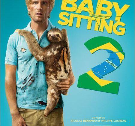 Critique Ciné : Babysitting 2 (2015)