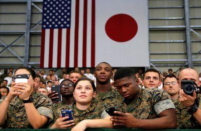 L' Allié japonais des Etats-Unis n'échappe pas à la Destruction